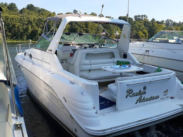 Photo SEARAY 300 BOAT-SALE PENDING - $19,500 (PITTSBURGH)