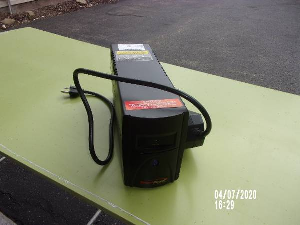 Photo SMART POWER BATTERY BACK UP SPV0600U-TBF - $20 (GIBSONIA)