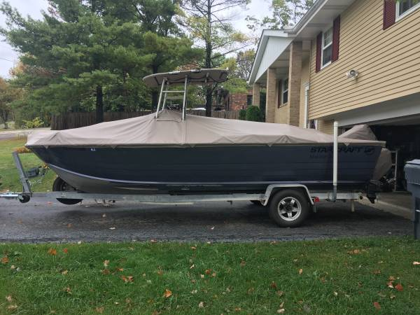 Photo Starcraft Mariner 210 All New - $13,000 (Cranberry Township)