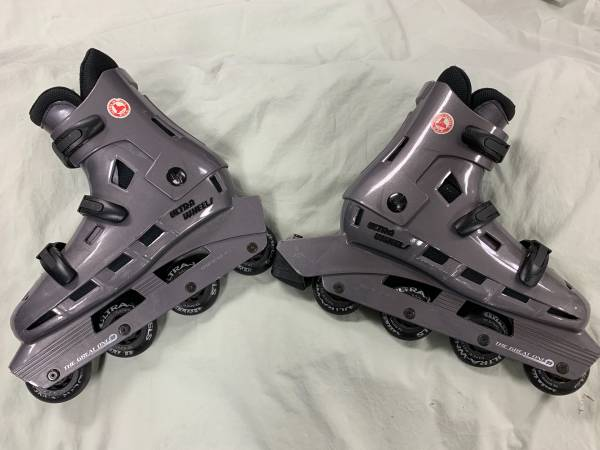Photo Ultra Mens In-Line Roller Blades Size 11 - $10 (Sewickley)