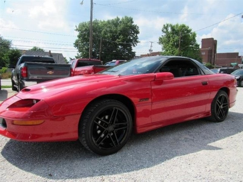 Photo Used 1994 Chevrolet Camaro Z28 Coupe for sale