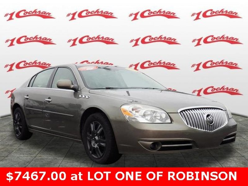 Photo Used 2011 Buick Lucerne CXL Premium for sale
