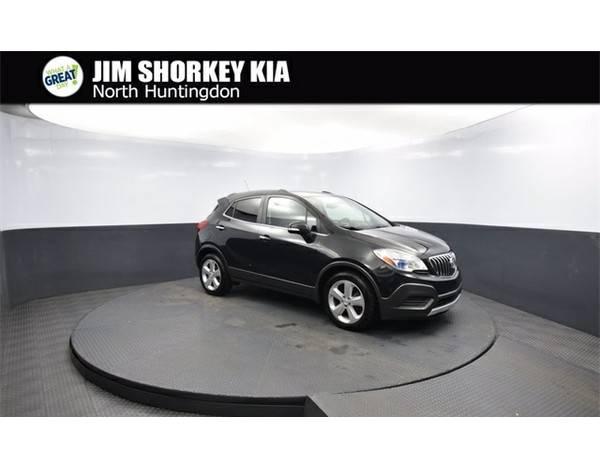 Photo Used 2015 Buick Encore Base  $1,470 below Retail (North Huntingdon,PA  Jim Shorkey Kia)