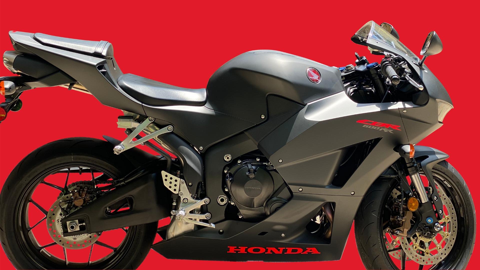 Photo 2020 Honda CBR 600RR ABS $11000233.20233.20