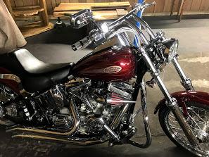Photo 2001 Harley-Davidson SOFTAIL CUSTOM $6995176.97176.97