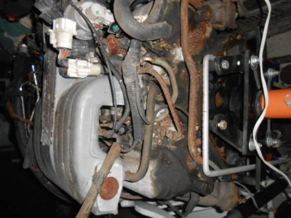 Photo fox body mustang 5.0 engine - $600 (bolivar,pa.15923)