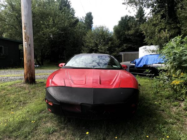Photo 1997 Pontiac Firebird - $2,500 (Lake Clear Jct)
