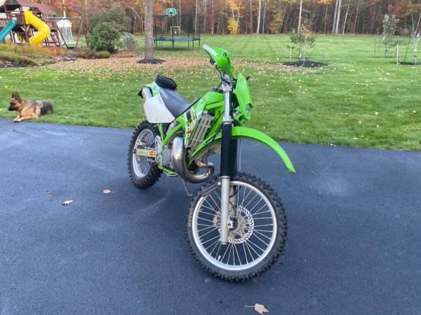 Photo 2001 Kawasaki KDX 200 - $2,495 (Barrington)