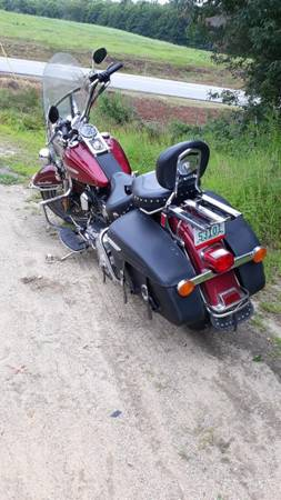 Photo 2004 Harley Heritage Softtail - $5,999 (Barnstead)