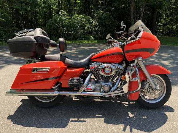 Photo 2007 Harley-Davidson Road Glide - $10,000 (New London)