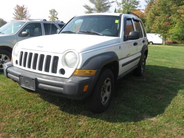 Photo 2007 Jeep Liberty - $3,995 (chlain ny)