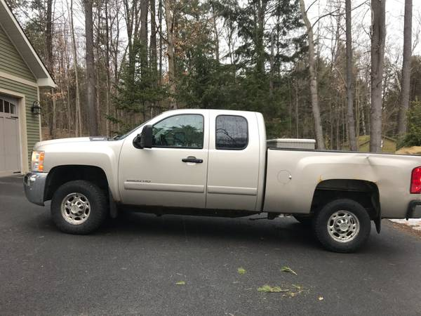 Photo 2008 DURAMAX 2500 Extended Cab - $10000 (Keeseville NY)