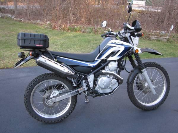Photo 2013 Yamaha XT 250 Dual Sport - $3,975 (Bedford)