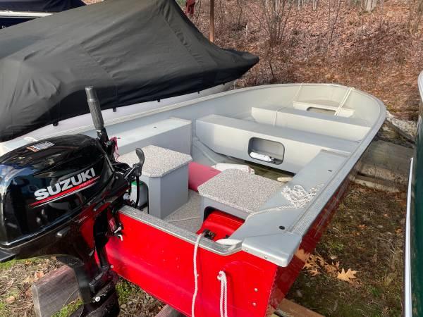 Photo 2018 MirroCraft 1639 Aluminum Boat w20 HP - $5,995 (Moultonboro)