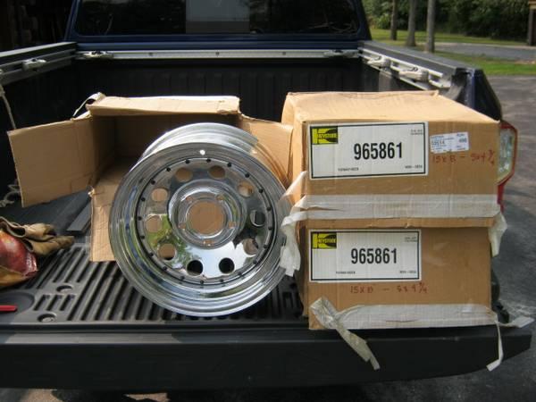 Photo Keystone Wheels - $365 (Chazy)