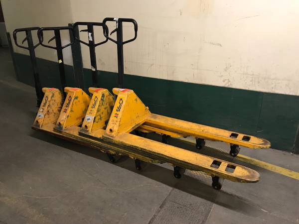 Photo Pallet Jacks in the Lakes Region - Starting at only $185 each - $185 (Sanbornton)