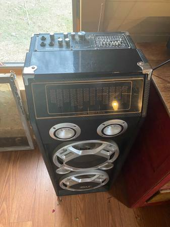 Photo Pyle 1000 watt speakers - $100 (Westport)