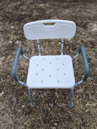 Photo Shower Chair (West Chazy)