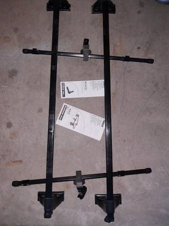 Photo Thule Roof Rack - $150 (West Chazy)