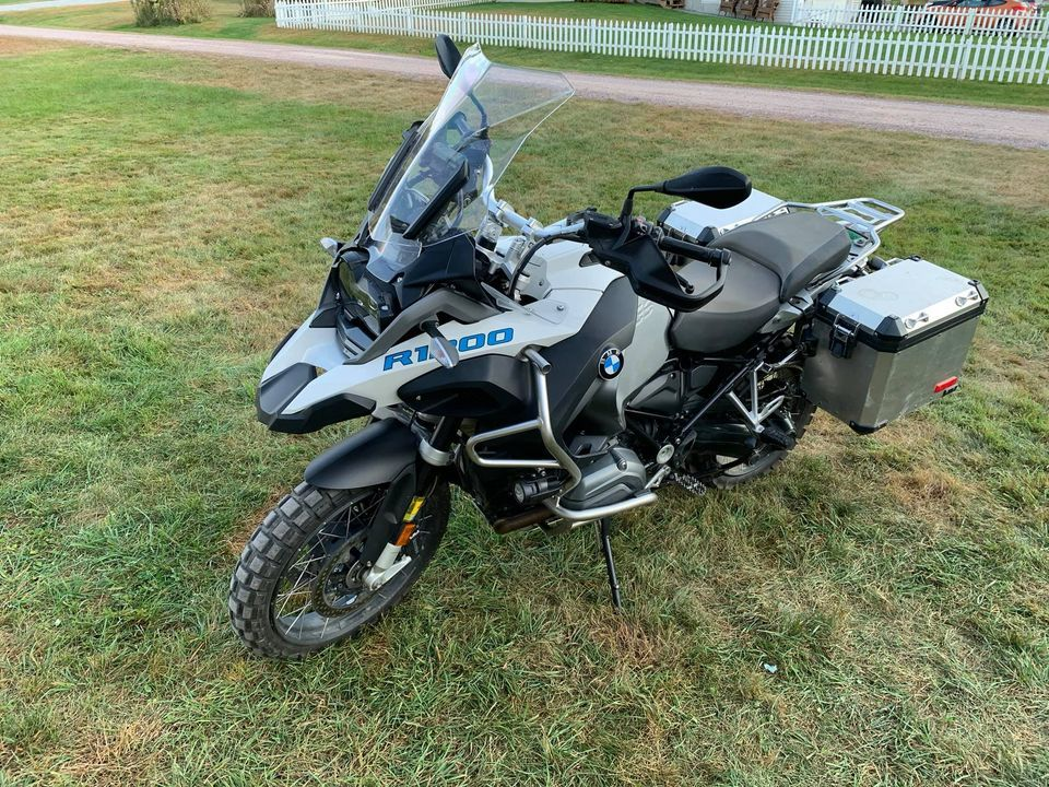 Photo 2015 BMW R 1200 GS ADVENTURE $13000240.50240.50