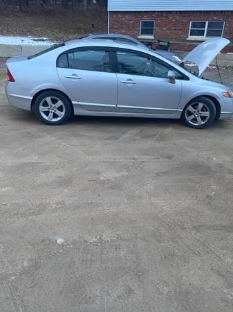 Photo 08 Honda Civic Ex - $3,500 (Milford)