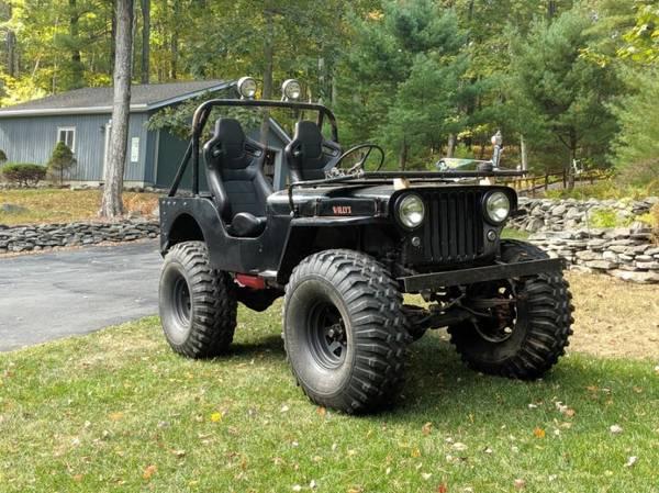 Photo 1946 Willys Jeep - $4,200 (Dingmans Ferry)