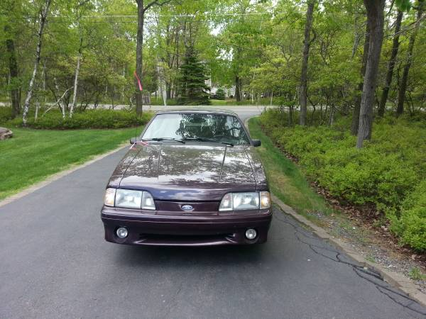 Photo 1987 Ford Mustang TTops - $8,000 (Effort)