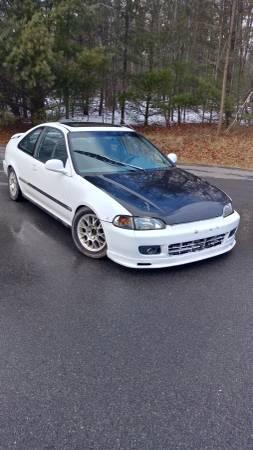 Photo 1995 Honda Civic Ex - $2900 (Effort, PA)