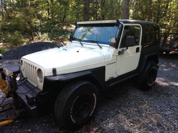 Photo 1997 Jeep Wrangler TJ - $6,500 (Stroudsburg)