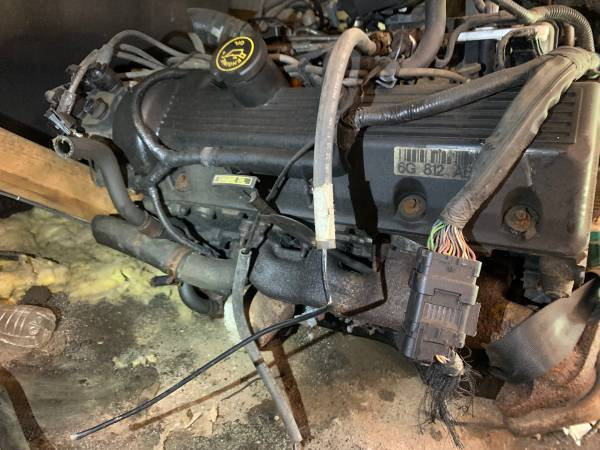 Photo 1997 Lincoln Continental Engine - $550 (Greeley)