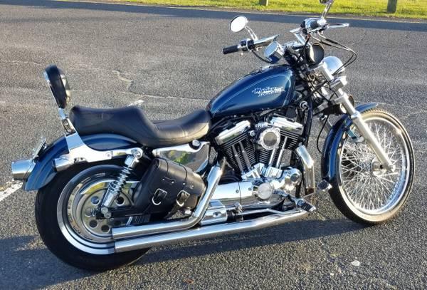 Photo 1998 Harley Davidson Sportster 1200 - $5,200 (South Amboy)