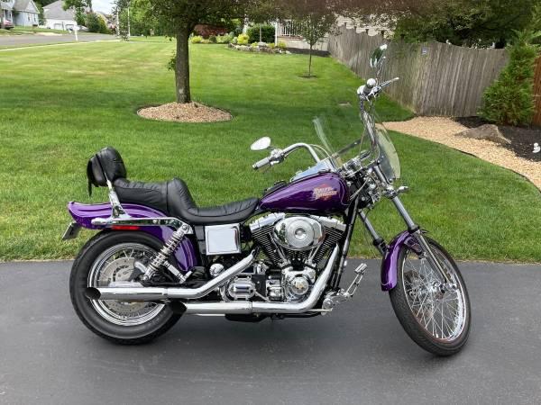 Photo 2000 Harley Davidson Dyna Wide Glide - $8,400 (Jackson)