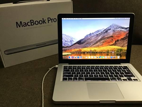 Photo 2011 MacBook Pro 13in laptop Upgraded - $400 (Atlantic Highlands)