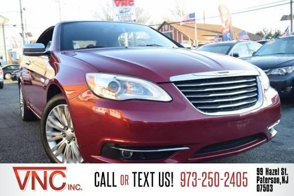Photo 2014 Chrysler 200 Limited 2dr Convertible - $6500 (_Chrysler_ _200_ _Convertible_)