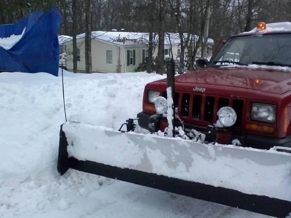 Photo 739 Snow Plow Hitch Mount SnowSport HD - $800 (Lackawaxen, PA)