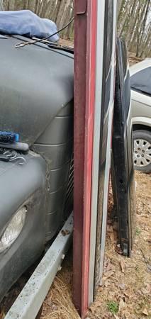 Photo 87-96 FORD F150 F250 F350 Truck Rear Tailgate - $300 (Hawley)