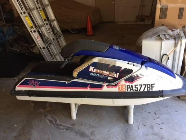 Photo 91 Kawasaki 650 SX - $950 (Tafton)