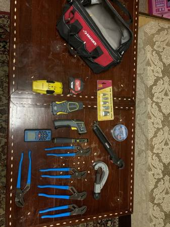 Photo Bunch of used  new tools - $200 (Effort)