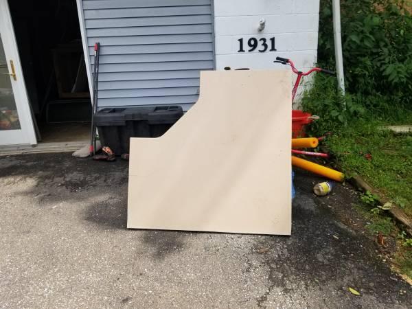 Photo Corian pieces - $75 (Easton)