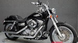 Photo Harley Davidson Dyna Super Glide - $8,500 (Hawley)