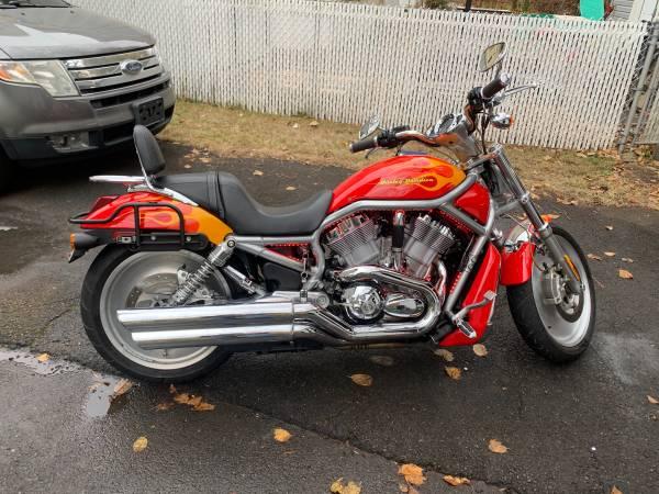 Photo Harley Davison V Rod - $7,000 (Passaic)