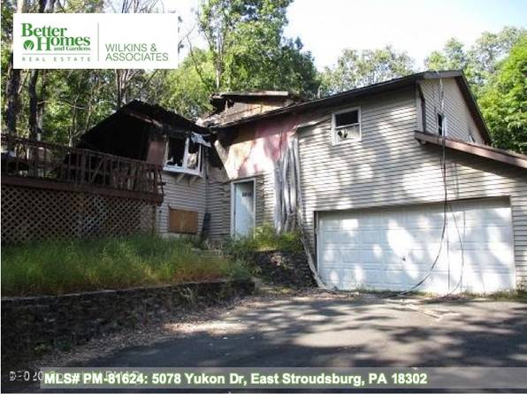 Photo INVESTORS WELCOMED .52 ACRES ON WINONA LAKES MLS PM-81624 (5078 Yukon Dr, East Stroudsburg, PA)