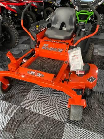Photo New 2020 bad boy magnum 54 mower w free blower  trimmer - $3499 (Effort)