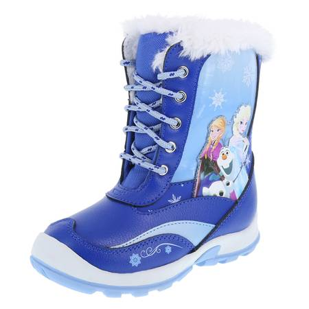 Photo New FROZEN Waterproof Insulated Snow Winter Boots Baby Toddler Girl - $25 (Lords Valley)