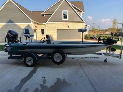 Photo Ranger Bass Boat - $1,500 (Hardyston)
