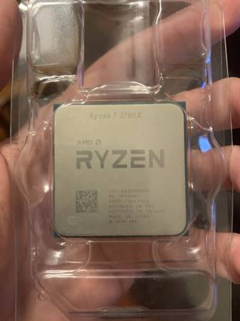 Photo Ryzen 7 3700x Used - $250 (Wayne)