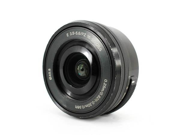 Photo Sony E PZ 16-50mm f3.5-5.6 OSS APS-C Sony E-Mount Lens - $65 (Denville)