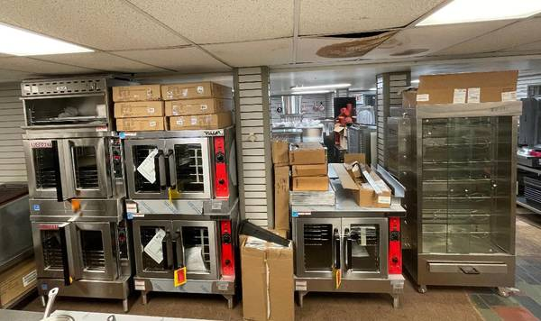 Photo TIMES ARE CHANGING  GREAT DEALS ON RESTAURANT EQUIPMENT (SUPER DISCOUNTS ON USED PREOWNED EQUIPMENT)