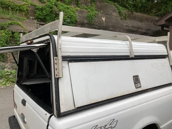 Photo Truck cap for Ford ranger - $300 (East stroudsburg)