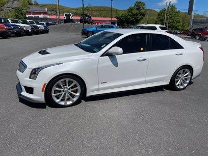 Photo Used 2016 Cadillac ATS V Sedan for sale